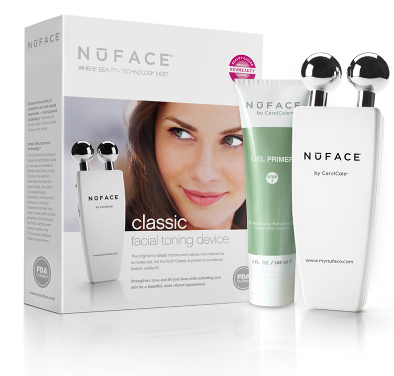 NuFACE® Classic Microcurrent Facial Toning Device
