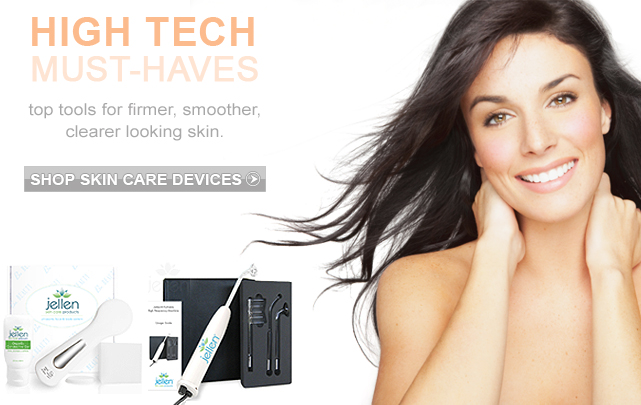 Home Facial Machines and Skin Care Devices For Acne and Aging Skin